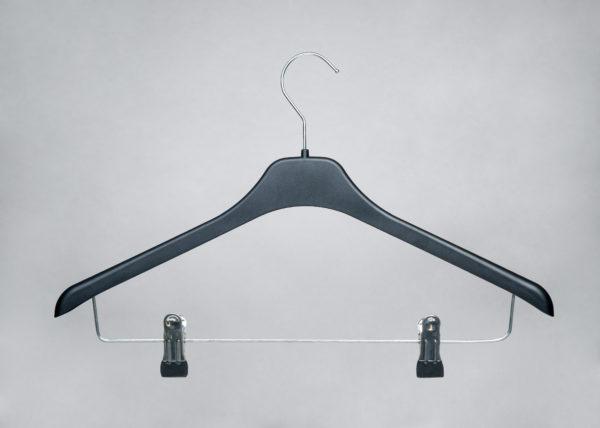 плечики для одежды с зажимами